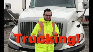 Trucking as a Career