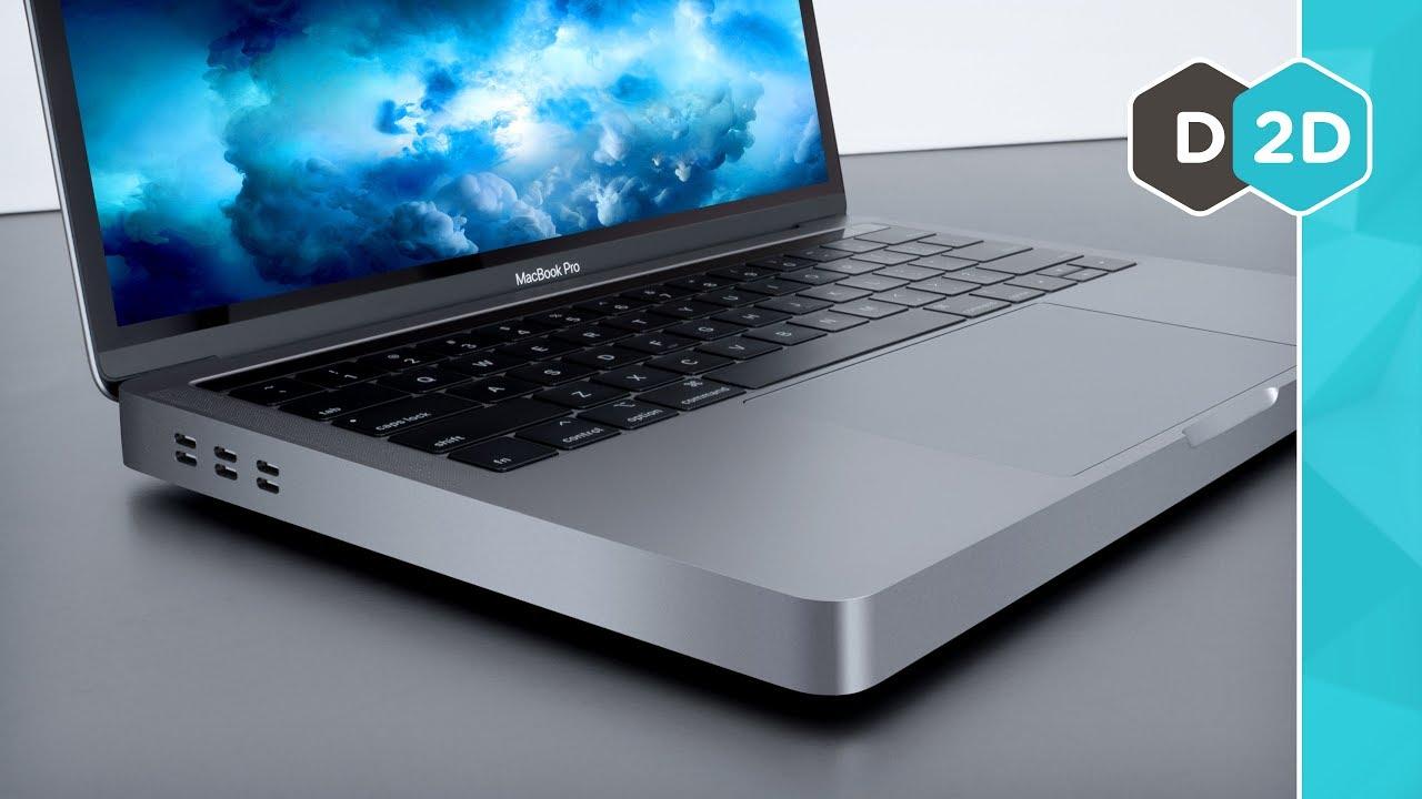 Make the MacBook THICC Again