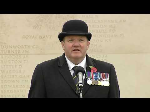 Armistice Day Service of Remembrance