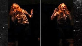 "Amy Adams Sings ""Defying Gravity"" And Kills It!"