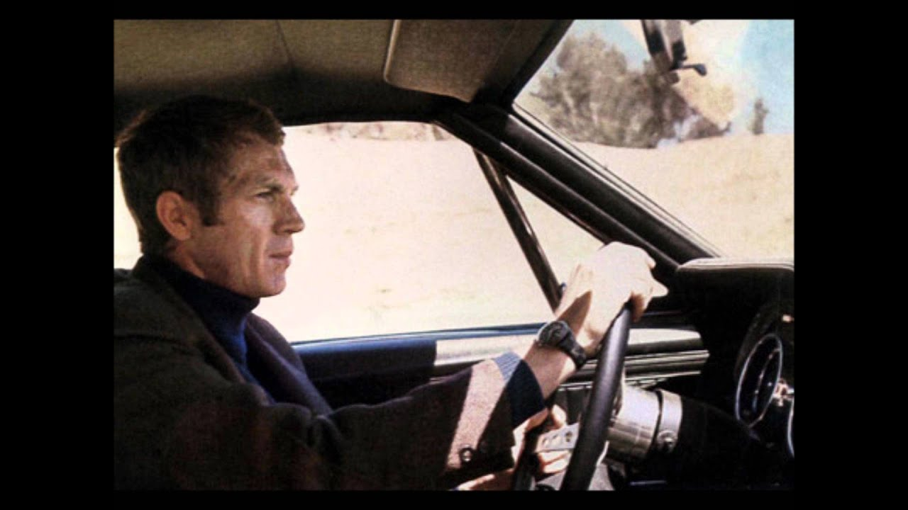 Bullitt Car Chase slideshow - Steve McQueen - Bill Hickman ...