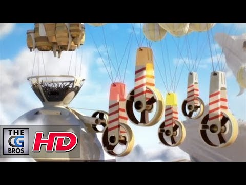 "CGI 3D Animated Spot HD: ""Variations""  by - Chez Eddy"