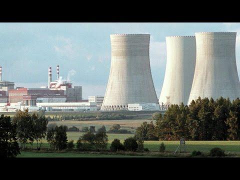 видео: Первый энергоблок чешской АЭС