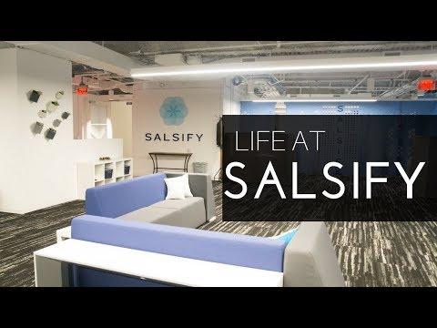 Life At Salsify