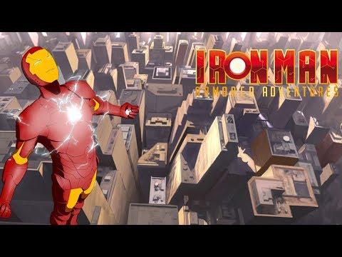 IRON MAN - Opening
