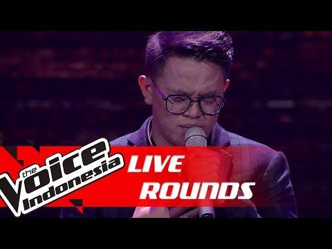 Gok - Andai Aku Bisa (Chrisye) | Live Rounds | The Voice Indonesia GTV 2018