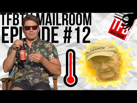 Mail Room #12: Strawberries, Summer, and Straps