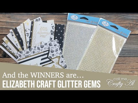 and-the-winners-are...-|-elizabeth-craft-designs-|-clear-glitter-dots-giveaway
