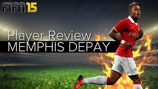FIFA 15 Best Young Players - Memphis Depay Review at Full Potential!
