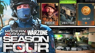 Modern Warfare: A Ton Of SEASON 4 Content Just LEAKED! (New Maps, Weapons, Modes, & MORE!)