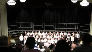 TRA Select Chorus - The Star Spangled Banner - arr Roger Emerson