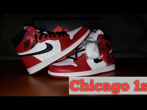 Air Jordan 1 Chicago. Dhgate reveiw