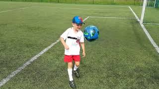 Psiaki Futbolaki - Wojciech 5 lat