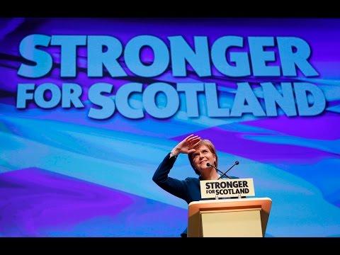 Nicola Sturgeon announces new independence referendum bill