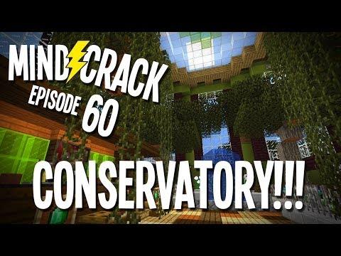 "Minecraft Mindcrack Server Ep 60 - ""The Haunted Conservatory!!!"""