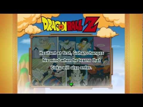 Dragon Ball Z Budokai 3 HD Collection Goku Story Mode - Majin Buu Saga