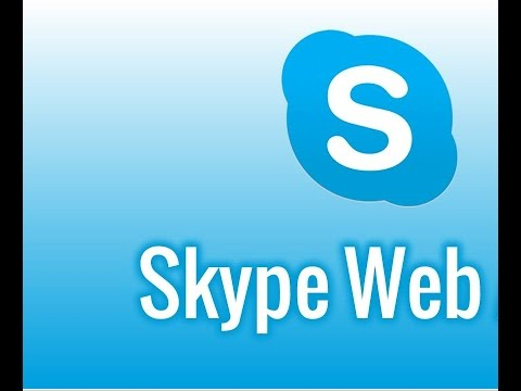How to Use Skype in Chrome or Internet Explorer Browser Skype for Web