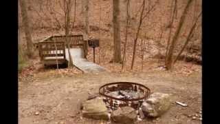 Lane's End Cabin In Hocking Hills Ohio