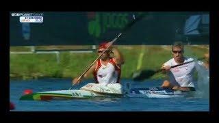 2018 ICF Canoe Sprint World Championships Portugal, Men's K-1 5,000m Final A.