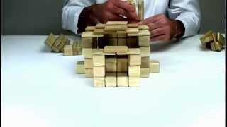 How to Build Hagia Sophia Out of Magnetic Tegu Blocks