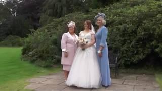 Mr & Mrs McGregor's Wedding 10-08-2019