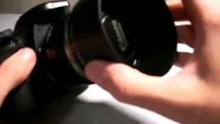 Бленда для Canon (ET-67B)(Купить можно в магазине http://Vcum.ru/category-116.html за 362 руб. Бленда для Canon (ET-67B), 2012-04-20T08:52:51.000Z)