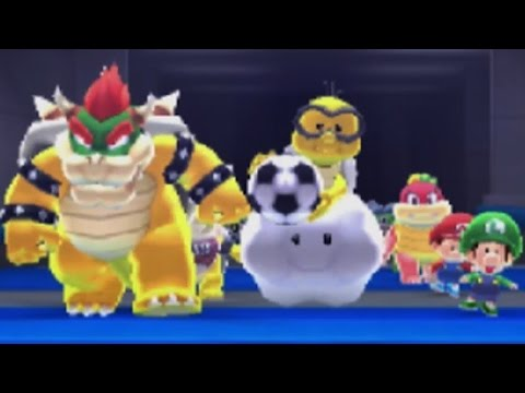 Mario Sports Superstars: Soccer Tournament - Star Cup