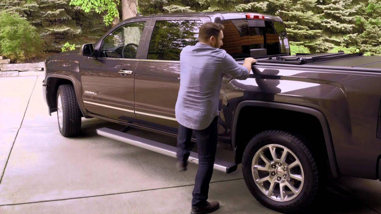 The New 2016 GMC Sierra 1500   A Step Above   YouTube