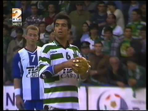Andebol :: Fase Final - 1 Jogo :: Sporting - 22 x Porto - 20 de 2000/2001