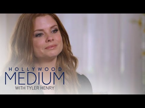 JoAnna Garcia Swisher Breaks Down During Reading  Hollywood Medium with Tyler Henry  E!