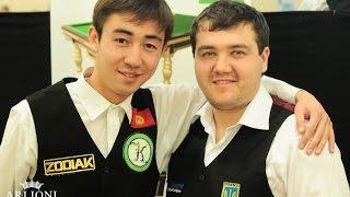 Паламарь Александр vs. Сагынбаев Каныбек | Чемпионта Мира 2009