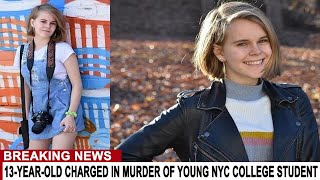 BREAKING: SAVAGE MURDER OF TESSA MAJORS IN NYC BY 13-YEAR-OLD BOY SENDS SHOCKWAVES AROUND THE WORLD