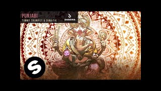 Gambar cover Timmy Trumpet & Dimatik - Punjabi (Official Audio)