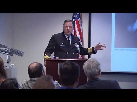 CAPT Mark Vandroff discuss naval acquisition by the Galactic Empire at NavyCon, part 10 of 13