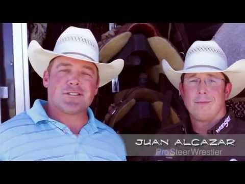 Bulldogging, Steer Wrestling - KC Jones Rodeo Sports Promotions Episode 1