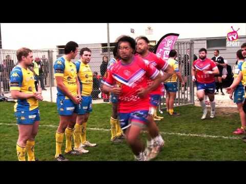 Rugby Fédérale 1 ROC vs RCAV