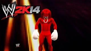 WWE 2K14 Lui and Daithi vs Delirious and Cartoonz - Anyone