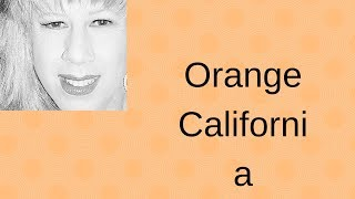Orange California Bike Ride Orange County on YouTube. Bicycle Rock Music. #bicycling for weight loss