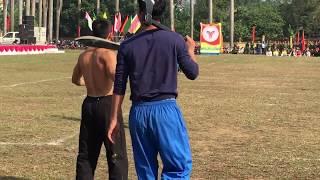Biểu diễn võ thuật Đặc công