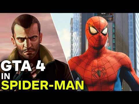 Spider-Man PS4: How To Find The Amazing GTA 4 Easter Egg