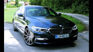 "BMW 540i (340HP) Luxury Line ""review"""