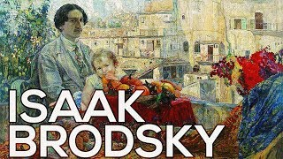 Isaak Brodsky: A collection of 78 works (HD)