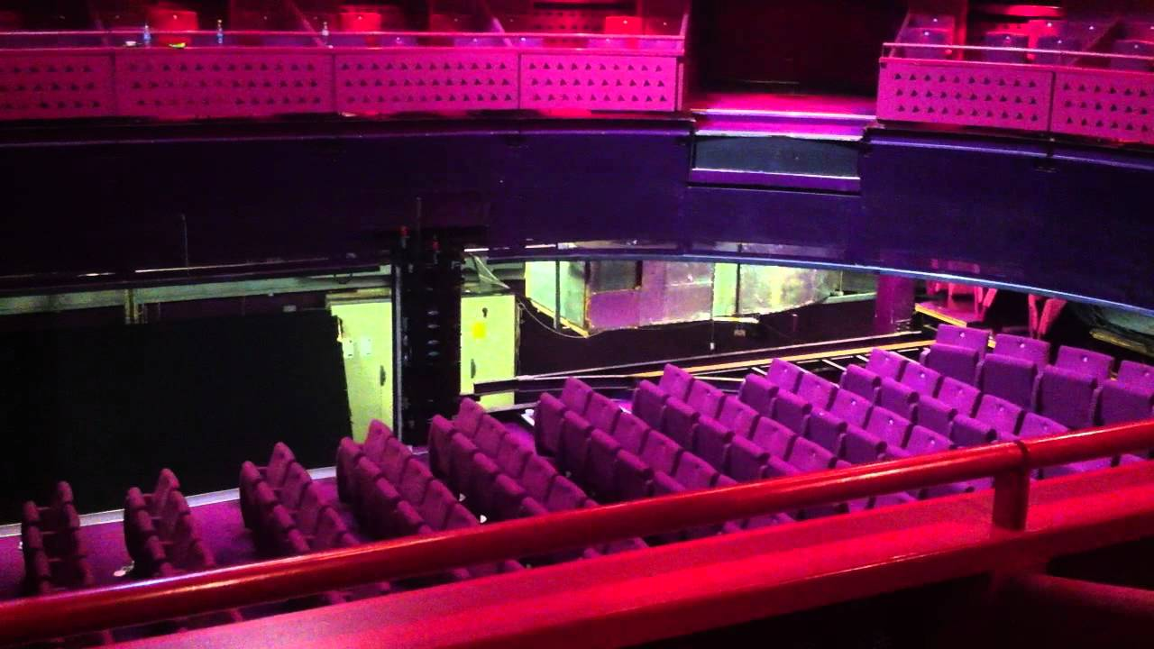 The Quays Theatre The Lowry Salford Quays The Seats