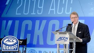 ACC Commissioner John Swofford On ACC's Success