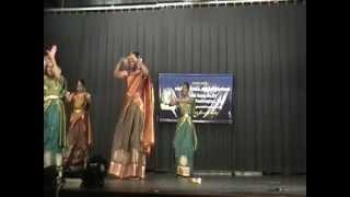 Megam Karukuthu Group Dance By Kavya,Lavanya,Sudarsana and Revu