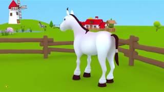 Мультик для малышей  Учим Животных  мультик для самых маленьких