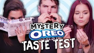 Guessing the MYSTERY OREO FLAVOR! (Cheat Day)