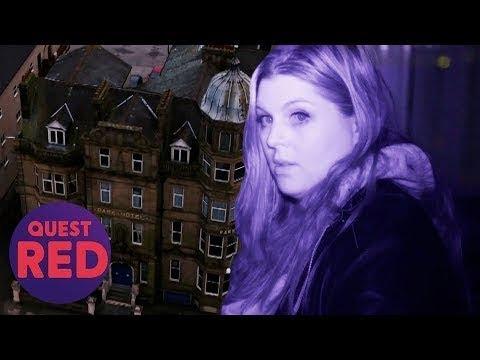 Aggressive Spirit Tells Katrina To 'Shut Up | Paranormal Lockdown UK