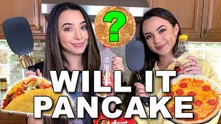 Cover images Will It Pancake - Merrell Twins Live - live stream