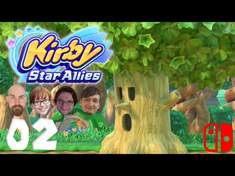 KIRBY STAR ALLIES #02: Indiana Jones Reloaded | Switch | Let's Play KIRBY Together | 1080p | Deutsch